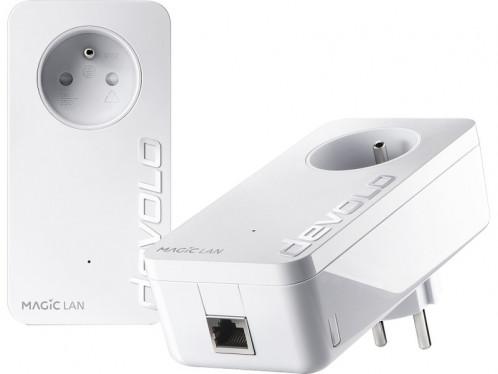Devolo Magic 2 LAN Starter Kit 2x CPL Ethernet 2400 Mbit/s ENTDEV0078-04