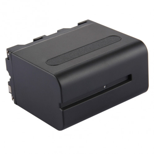 Batterie lithium-ion PULUZ NP-F930 / 950/960/970 7.4V 6600mAh pour Sony FDR-AX1E / HDR-FX1000E / HDR-AX2000E SB10376-05