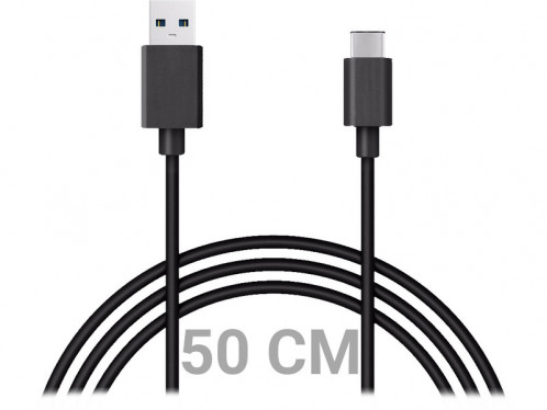 Câble USB-A vers USB-C 50 cm (Mâle / Mâle) USB 3.0 5 Gbit/s CABMWY0096-02