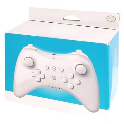 Contrôleur Pro haute performance pour Nintendo Wii U Console (Blanc) SC28WL-06