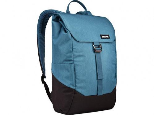 """Thule Lithos Bleu/Noir 16L Sac à dos pour ordinateur portable 15"""" et tablette SACTHU0083-04"""