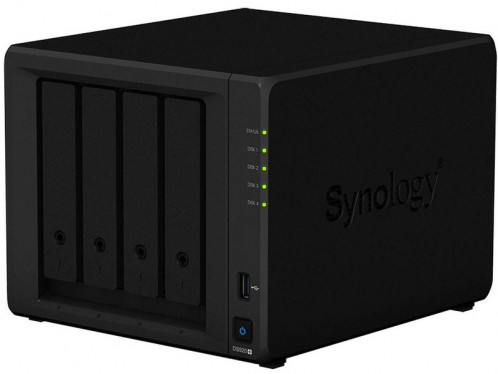 Boîtier Synology DiskStation DS920+ Serveur NAS 4 baies BOISYN0214-03