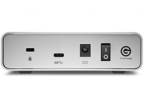 G-Technology G-DRIVE USB-C 18 To Disque dur externe DDEGTE0060-04