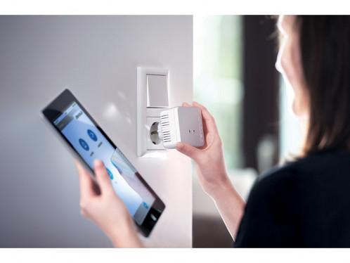 Pack de 2 x Devolo dLAN 550 Wi-Fi Prise CPL Wi-Fi 500 Mbits/s ENTDEV0056D-05