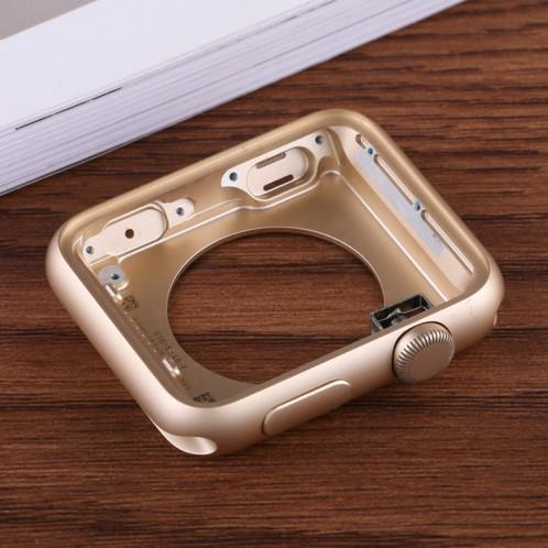 Remplacement de la monture intermédiaire pour Apple Watch Series 1 38mm (Gold) SH01JL740-04
