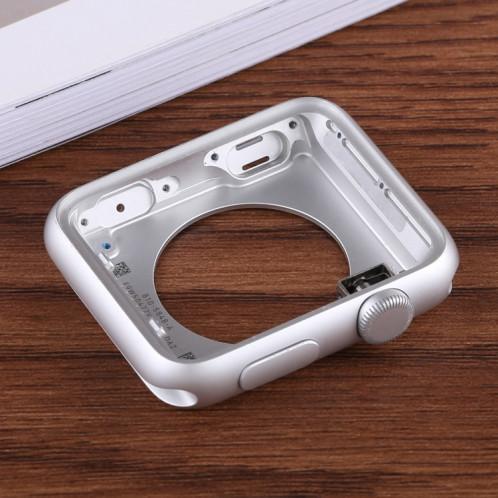Remplacement du cadre intermédiaire pour Apple Watch Series 1 38mm (Silver) SH01SL283-04