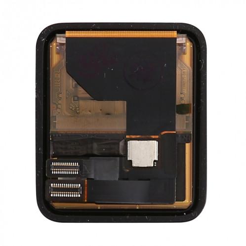 iPartsAcheter pour Apple Watch 7000 Series 42mm écran LCD + écran tactile Digitizer Assemblée (Saphir matériel) (Noir) SI506B1325-05