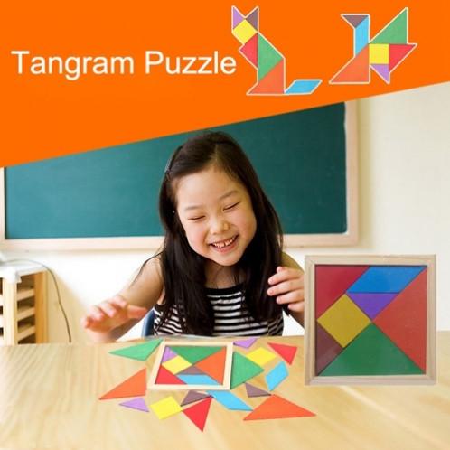 Tangram, taille: 11 * 11cm SH00731507-08