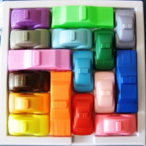 Percée des jouets pour enfants dans la course intellectuelle, Taille: 14,5 * 14,5 cm SH00791991-05