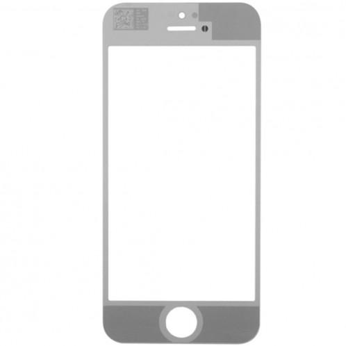 10 PCS iPartsAcheter pour l'écran avant de l'iPhone 5C verre extérieur (noir) S192BT728-07