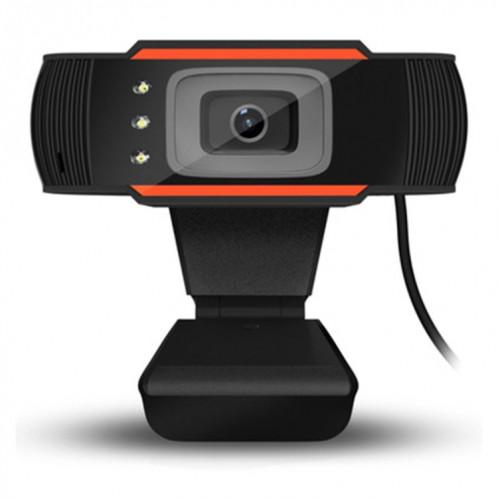 A870C3 12,0MP HD Webcam USB Plug Caméra Web avec microphone à absorption sonore et 3 LED, longueur du câble: 1,4 m SH9520453-04