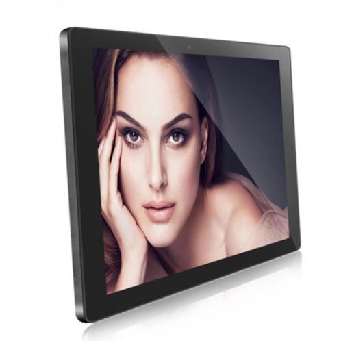 Cadre photo numérique 15,6 pouces avec écran LCD, RK3188 Quad Core Cortex A9 jusqu'à 1,6 GHz, Android 5.1, 1 Go + 8 Go, prise en charge WiFi & Ethernet et Bluetooth et carte SD et prise jack 3,5 mm SH1021126-05