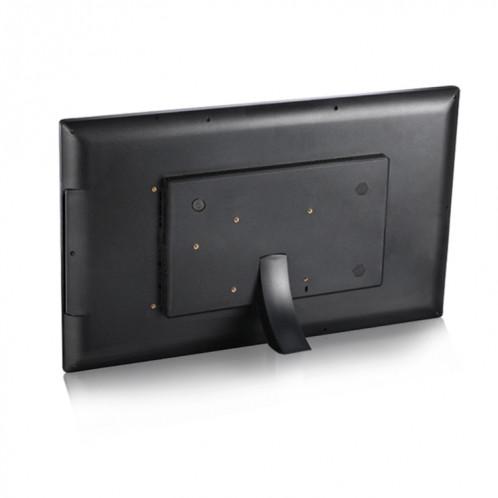 Cadre photo numérique à affichage LCD de 18,5 pouces, RK3188 Quad Core Cortex A9 jusqu'à 1,6 GHz, Android 4.4, 1 Go + 8 Go, WiFi support et Ethernet & Bluetooth et carte SD et prise jack 3,5 mm SH10231893-05