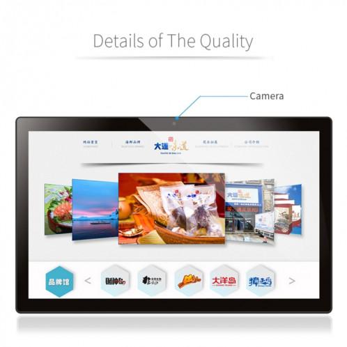 Cadre photo numérique à écran LCD de 21,5 pouces, RK3188 Quad Core Cortex A9 jusqu'à 1,6 GHz, Android 4.4, 1 Go + 8 Go, WiFi support & Ethernet & Bluetooth & carte SD & Jack 3,5 mm SH1024332-011
