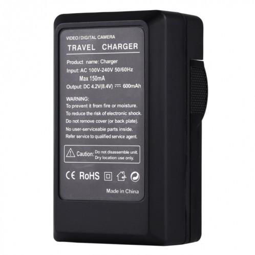 Chargeur de batterie PULUZ EU Plug avec câble pour batterie Canon NB-4L / NB-8L SP2223623-05