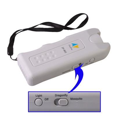 Répulsif ultrasonique de moustique avec 2 lampes de poche SR04351543-09