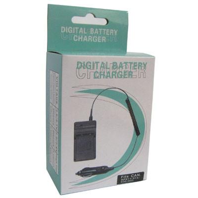 Chargeur de batterie appareil photo numérique pour CANON BP911 / 915/930/945 (Noir) SH01131381-07