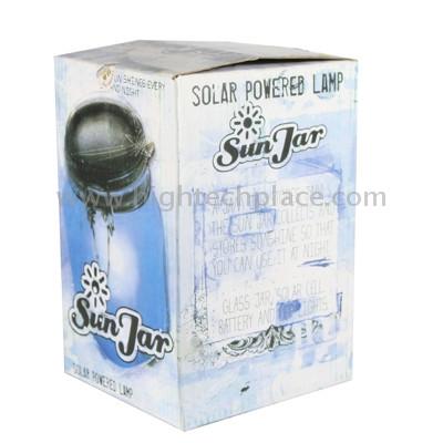 Sun Jar, Spécial pour les cadeaux de Saint Valentin (Beige) SS11019-012