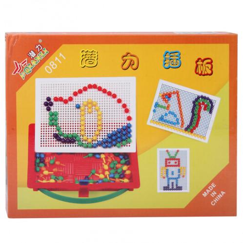 120pcs enfants en plastique puzzle spile jouet SH01211583-04