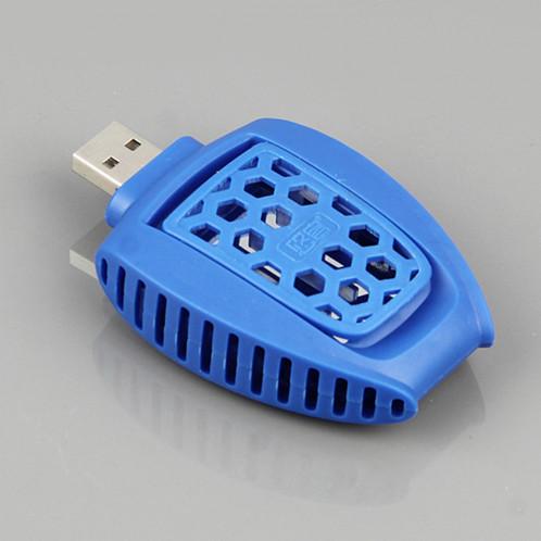Tueur de moustique électrique alimenté par USB portatif (bleu) ST963L1508-08