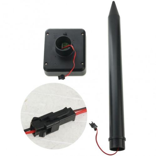 RC-507 Solaire Portable Souris Rat Rongeur Mole Antiparasitaire Répulsif Sonic Garden Wave Répulseur SR2593519-011