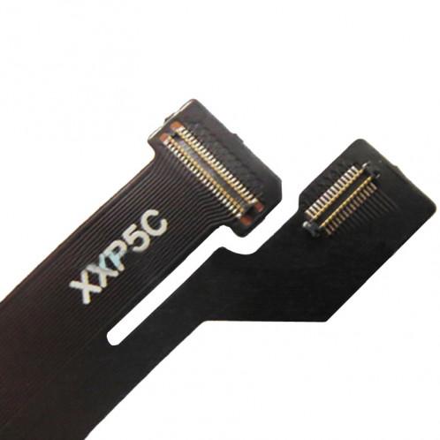 Câble de câble d'essai d'extension d'écran tactile de convertisseur analogique-numérique d'affichage à cristaux liquides pour l'iPhone 5C SC0387925-08