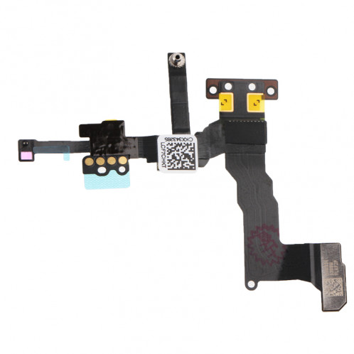 iPartsBuy 2 en 1 pour iPhone 5C Original Front Camera + Original Flex Câble Flex SI0018526-03