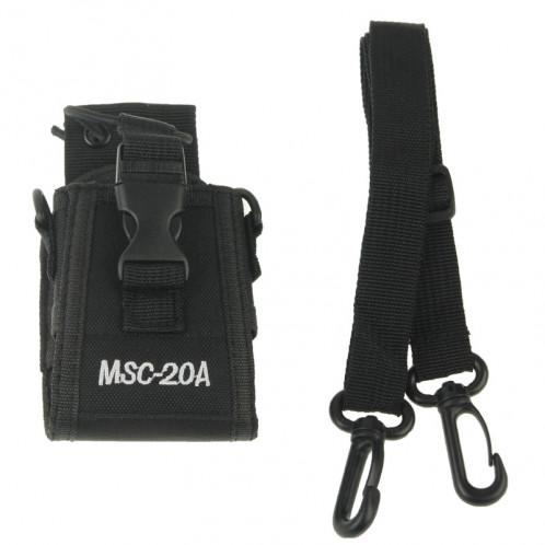 MSC20A étui de transport en nylon universel avec étui pour talkie-walkie SM2587914-06