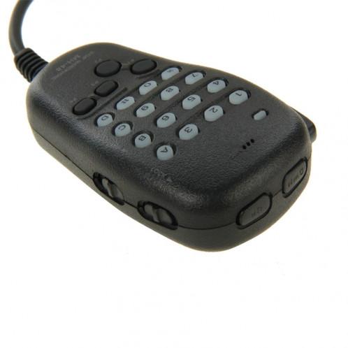 MH-48A6J DTMF Microphone pour Yaesu MH-48A6J FT-7800R FT-8800 FT-8900R Radio (Noir) SM692B1421-010