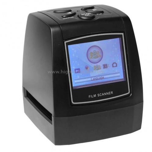 USB 2.0 35mm 5MP 2.36 pouces TFT LCD Screen Film Scanner, carte SD de soutien SU26404-06