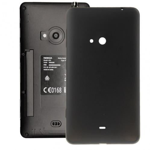 iPartsAcheter pour Nokia Lumia 625 couvercle de la batterie de logement d'origine avec bouton latéral (noir) SI108B1536-05