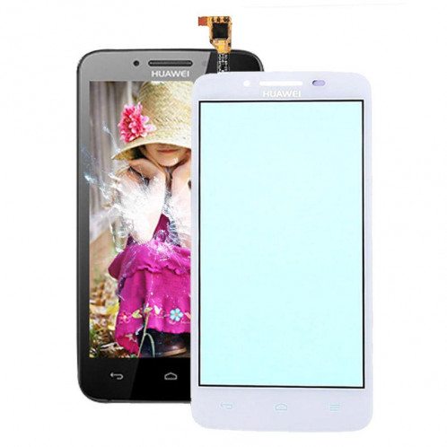 iPartsBuy Huawei Ascend Y511 Original Tactile Digitizer Pièce de Rechange (Blanc) SI0252259-07