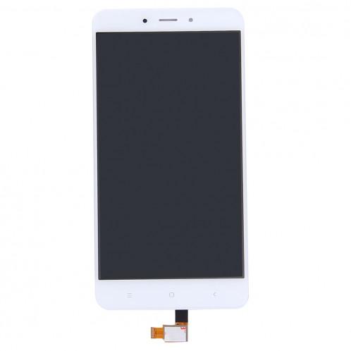iPartsBuy Xiaomi Redmi Note 4 écran LCD + écran tactile Digitizer Assemblée (blanc) SI840W478-06