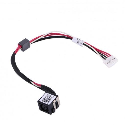 iPartsAcheter pour Dell Inspiron 15/3521/3537 et 15R / 5521/5537 & 17R / 5721 Câble d'alimentation Connecteur Jack Flex SI5607816-05