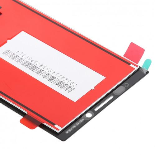 Ecran LCD et ensemble de numérisation complet pour BlackBerry KEY 2 (Noir) SH668B922-06