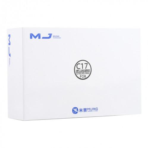 Appareil de test de fonction de la carte principale MiJing C17 pour iPhone X / XS / XS Max SM01351347-013