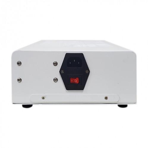 TBK 605 100W Mini boîte de lampe de séchage UV 48 LED boîte de séchage UV d'écran de surface incurvée ST0150643-011