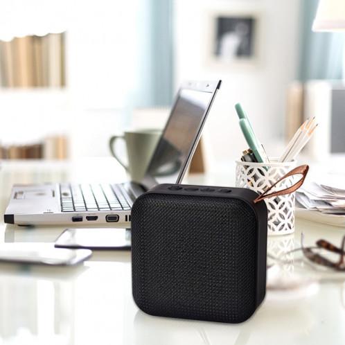 T5 Tissu Mini Haut-parleur Bluetooth Stéréo Extérieur Portable Carte Subwoofer Couleur Jaune C83341157-010