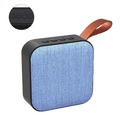 T5 mini haut-parleur sans fil Bluetooth avec haut-parleur de carte portable en plein air, bleu C8235134-010