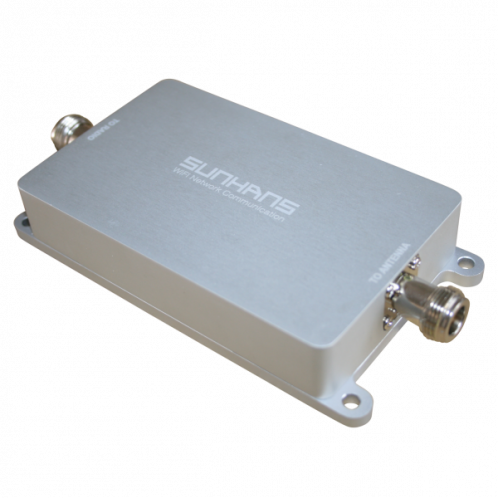 Sunhans Booster de signal Wifi 2.4 GHz intérieur 10W SH24GI10W-01