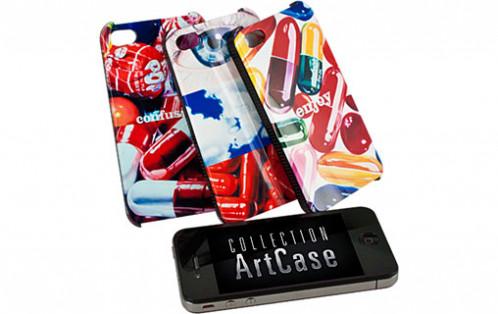 Novodio ArtCase Confusion Coque de protection pour iPhone 4 / 4S AMPNVO0259-01