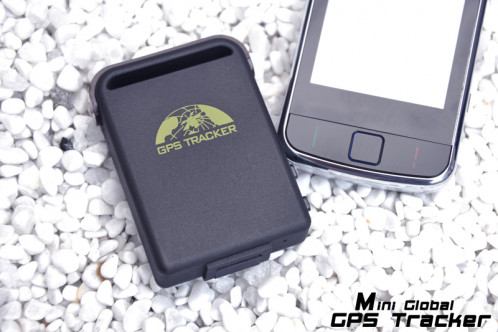 Mini Traceur / Trackeur GPS Compact Edition MTGPSCE01-02