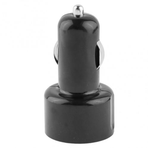 1 pouces à LED d'allume-cigare à allume-cigare à tension électrique pour batterie automatique, lumière rouge (noir) S17502-05