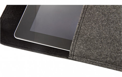 Novodio Feather Sleeve Housse pour iPad 2 & Nouvel iPad & iPad Retina IPDNVO0020-05