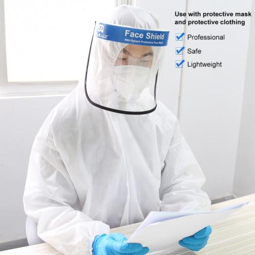 10 PCS CE KN95 n95 Masque Respirateur Protection Antipoussière Antiviral Anti-buée Médecin Infirmière Masque Facial (Blanc) SHU4731888-01