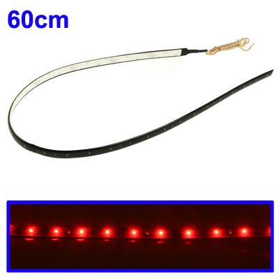 Barre Flexible à 40 LEDs Rouge (60cm) BFLR03-01