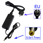 Chargeur / Adaptateur secteur pour Acer Aspire 1640 ASA330S03-01