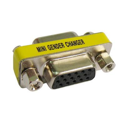 Adaptateur VGA 15PIN femelle vers femelle AV15PFVF01-01