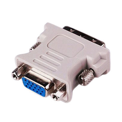 Adaptateur DVI 24+1Pin vers VGA 15Pin femelle AD24PVV15PF01-01