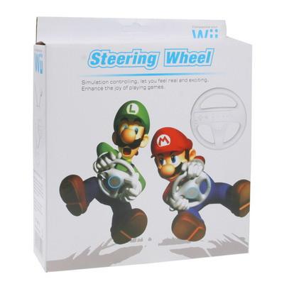 Volant pour Wii, Compatible Motion Plus VPWCMP01-03